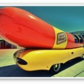 Oscar Mayer Wienermobile Comes to St. Louis