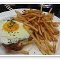 UPDATED: Guess Where I'm Eating This Croque Madame and Win $25 to Frida's Vegetarian Deli