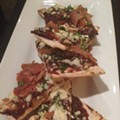 Guess Where I'm Eating This Flatbread and Win $25 to Hokkaido Grill [UPDATED]