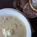 Soup Countdown #13: Schlafly Tap Room's Beer Cheese Soup