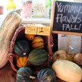 Maude's Market: Recipe for Apple-Stuffed Acorn Squash