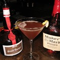 Holiday Cocktail Countdown #3: Xmas in December at the Crow's Nest