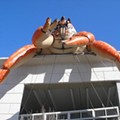 FoodWire: McCormick & Schmick's Opens Today, Threatens to Unleash Giant Crab on Unsuspecting St. Louisans
