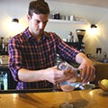 Water Street Cafe and Cocktail Bar's Gabe Kveton: Featured Bartender of the Week