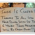 Sage in Soulard Closed, Italian Restaurant to Replace It?