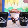 Beckie Jacobs' Dipstik Sundae and Homemade Peach Ice Cream