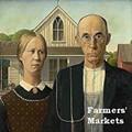 New Farmers' Market in Highland, Illinois