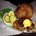 Thursday Throwdown: Blueberry Hill and O'Connell's Pub Vie for the Burger Title