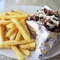An Everyday Gyro at South Grand Gyro Express