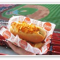 Try the St. Louis Nacho Crunch Dog at Tonight's Cards Game