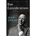 In Memoriam: John Updike