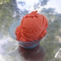 The Dish: Blood Orange Gelato at Benito's Gelato