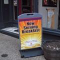 CWE Culpepper's Now Serving Breakfast, Too
