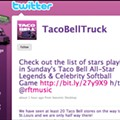 Taco Bell Truck Coming to St. Louis July 8 through 14