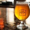 First Look: Alpha Brewing Company Opens on Washington Avenue