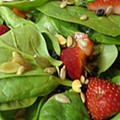 Farmers' Market Strawberries and Organic Spinach are Recalled
