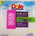 Salmonella Strikes Again, Dole Salad Recalled