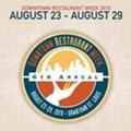 Downtown Restaurant Week 2010 Reveals Restaurants, Menus