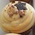 "Casey Shiller of Jilly's Cupcake Bar: Recipe for Banana Toffee Cupcakes, a.k.a ""Space Monkeys"""