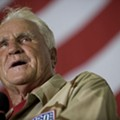 Don Shula Opening Shula's 347 Grill in Roberts Tower