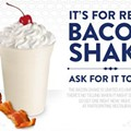 "Jack in the Box Introduces Bacon Milkshake; Gut Check Sez, ""Been There, Done That"""