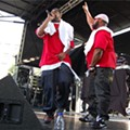 Pitchfork: Ghostface Killah + Raekwon Review, Photos