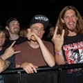 Top Thirteen Signs You Know You're at a Metal Show
