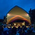 The Schedule for the Missouri Botanical Garden's 2012 Whitaker Music Festival
