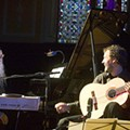 Terry Riley and Gyan Riley at The Sheldon Concert Hall, 9/17/12: Review