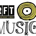 The 2012 RFT Music Award Winners