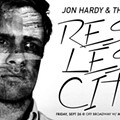Jon Hardy & the Public to Release New Album <i>Restless City</i> Tonight at Off Broadway