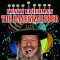 Kinky Friedman's Hanukkah Tour: Now With Tequila And Jump Drives