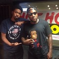 Young Jeezy Visits Ferguson, Talks to 104.1 FM about Michael Brown