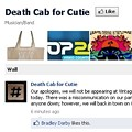Death Cab For Cutie <strike>Will Be</strike> Probably Won't Be At Vintage Vinyl At 6 p.m. TODAY! [Update]