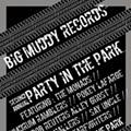 Show Flyer: Big Muddy BBQ, Sunday, August 9