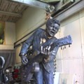 The Chuck Berry Statue: An Update and a Sneak Preview