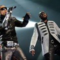 Review + Photos: Black Eyed Peas and T-Pain at the Scottrade Center, Saturday, August 14
