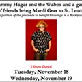 Sammy Hagar: Playing the Pageant in St. Louis, November 18 and 19
