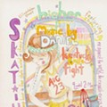 Flyer: Kentucky Knife Fight, Daniel at the Skatium, Saturday, August 23