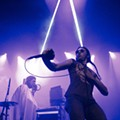 Show Review: Ghostland Observatory and DJ Lord at the Pageant (SoCo underCOVER show), October 15