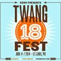 KDHX's Twangfest 18 Lineup Announced