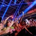 The EDM Fans of Skrillex: Photos