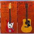 Painter Karl Haglund Brings St. Louis Musicians' Guitars to Life On Canvas