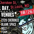 InFest STL 4 Hosts 30+ Bands at Four Cherokee Street Venues