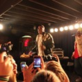 Photos + Recap: Nelly Plays a Surprise Show at Blueberry Hill's Duck Room