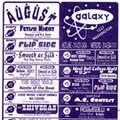 St. Louis Flyer: The Galaxy Schedule, August ????