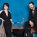 Nick Offerman & Megan Mullally