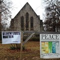 "Fourth Local Church Reports Theft of ""Black Lives Matter"" Sign"