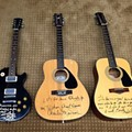 Charles Manson-Autographed Guitars for Sale in Town & Country