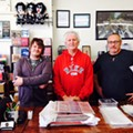Bob Pollard of Guided by Voices Visits Planet Score Records